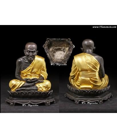 พระบูชาหลวงปู่ทวด รุ่นเบตง2 ปี2537 ขนาด7นิ้ว สวยมาก