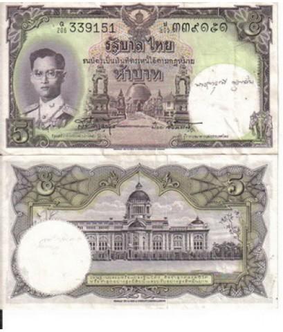 ธนบัตรไทย