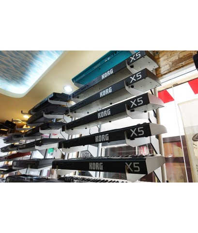 KORG X5 (MADE IN JAPAN)  61คีย์ เปียนโน/ออแกน/สตริง หนาสมจริง น้ำหนักเบากระทัดรัด/ย้ายวงสะดวก ต่อค