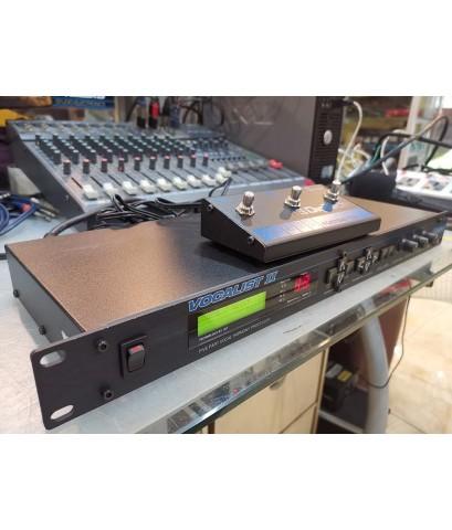 DigiTech VOCALIST II (USA) เอฟเฟคร้องเสียงประสาน มีรีเวิร์บในตัว ตั้งได้สูงสุด 5part พร้อมฟุตสวิทช์