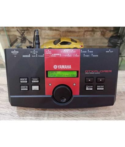 YAMAHA DTXPLORER Drum Trigger Module กลองไฟฟ้าต่อทริกพ่วงกลองจริง/แพดไฟฟ้า