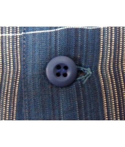 เสื้อ ISSEY MIYAKE shirt Used Designer Clothes แบรนด์เนมมือสองของแท้จากญี่ปุ่น M (SOLD)