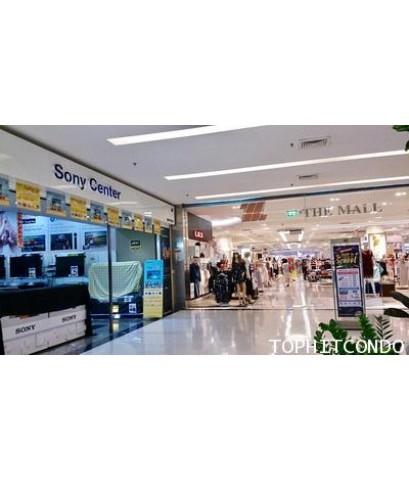 เซ้ง ! พื้นทีร้านค้า ห้างสรรพสินค้า เดอะมอลล์ บางกะปิ ราคาไม่แพง !!!