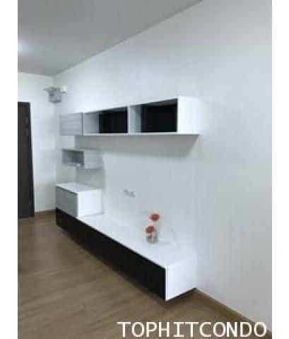คอนโดศุภาลัย ลอฟท์ แจ้งวัฒนะ ขายห้องแบบ 1 ห้องนอน ขนาด 47.40 ตร.ม. ชั้น 9 ทิศเหนือ