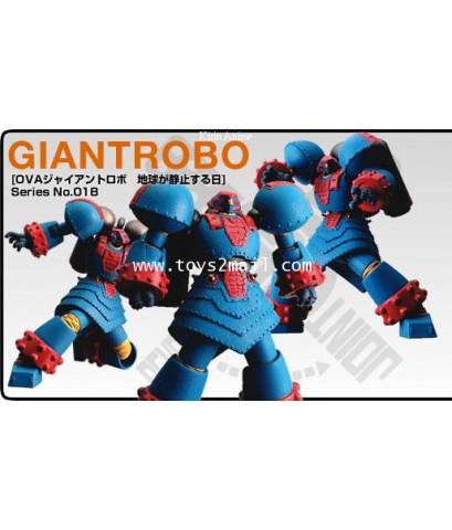 REVOTECH : N0. 18 GIANT ROBO Lot JAPAN ไจแอนท์โรโบ หายากๆครับ [SOLD OUT]