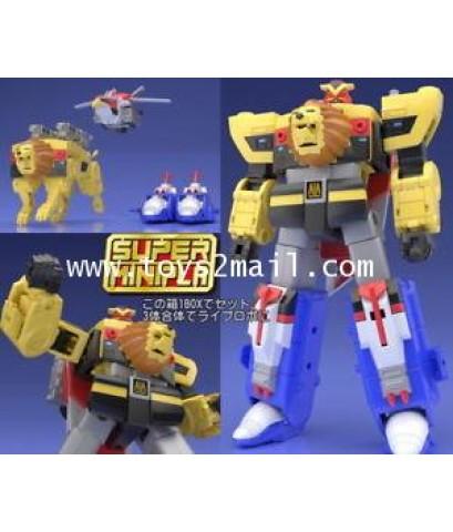 BANDAI : Super Mini-Pla : Liveman : LiveRobo สินค้าล๊อตญี่ปุ่น จาก Bandai [2]