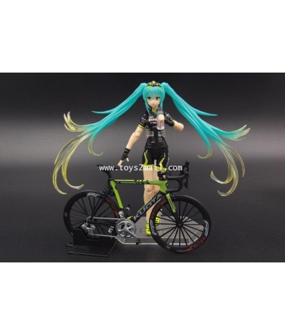 AF : FIGMA No. 307 The 2015 Racing Miku is here to support TeamUKYO! ล๊อตญี่ปุ่น [RARE] [1]