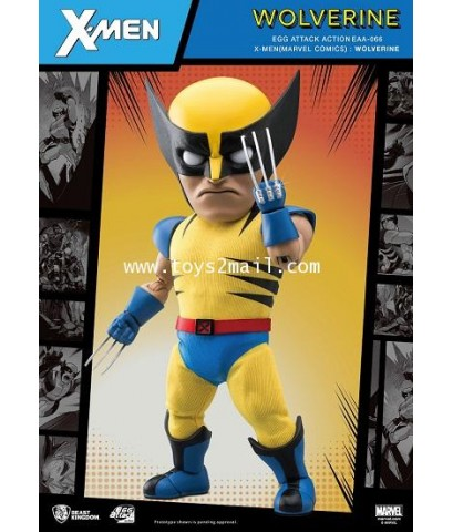 Beast Kingdom : Egg Attack Action EAA-066SP MARVEL X-MEN : WOLVERINE SPECIAL EDITION [5]