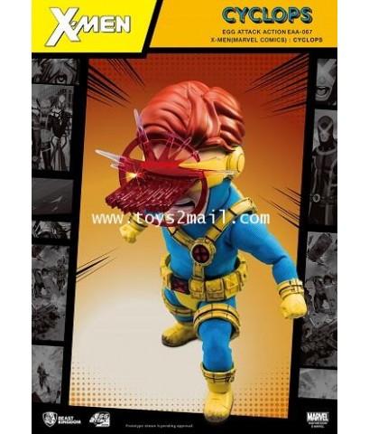 Beast Kingdom : Egg Attack Action EAA-067 MARVEL X-MEN : CYCLOPS [3]