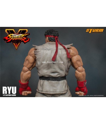 AF : STORM COLLECTIBLES 1/12 STREET FIGHTER V : RYU ริว [RARE] [1]