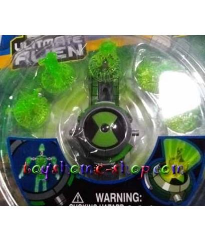 นาฬิกาแปลงร่าง เบนเทน รุ่น Ben 10 ultimate Alien Force Omnitrix Hero Collection