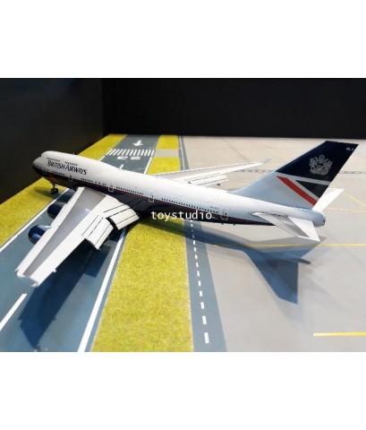 GEMINI JETS 1:200 British 747-400 G-BNLY FD G2840F