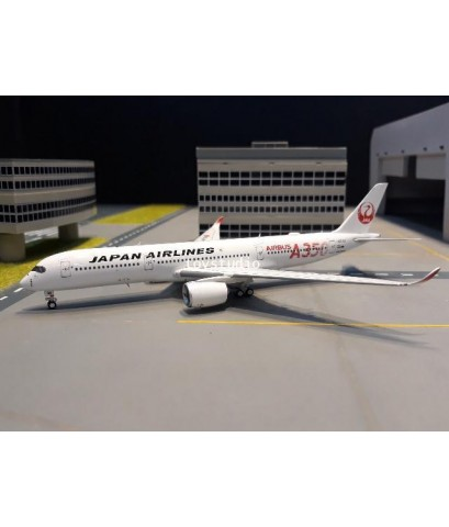 AVIATION 1:400 JAL A350-900 JA01XJ AV4058