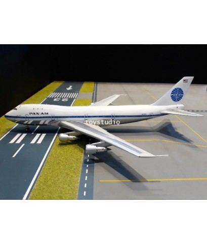 INFLIGHT 1:200 Pan Am 747-121 N655PA IF741PA0719P