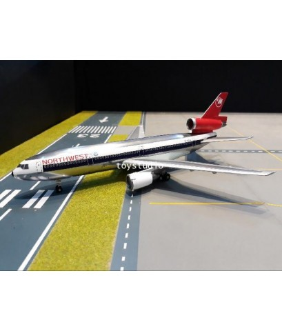 JFOX 1:200 Northwest DC-10-40 N155US JFDC104001