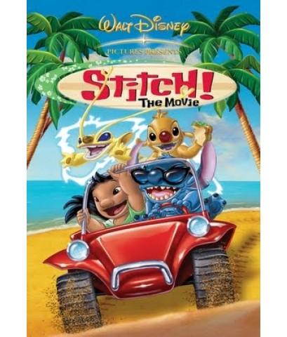 Stitch The movie สติทซ์ อะโลฮ่า ยกแก๊งฮาข้ามจักรวาล (1DVD) พากย์+ซับ: ไทย,อังกฤษ,เกาหลี