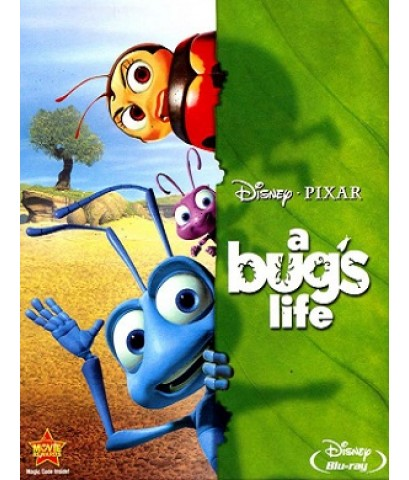 A Bug\'s Life ตัวบั๊กส์หัวใจไม่บักส์ (พากย์+ซับ ไทย,อังกฤษ) DVD 1 แผ่น