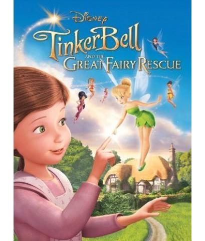 TinkerBell and the Great Fairy Rescue ทิงเกอร์เบลล์ ภาค 3 ผจญภัยแดนมนุษย์ (พากย์+ซับ 2 ภาษา)
