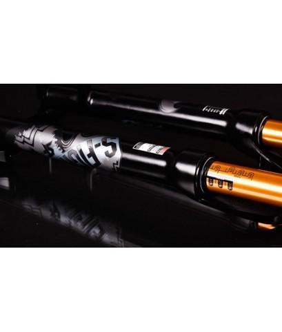 โช้คลม S-Fight รุ่น AR2 29นิ้ว คอเทเปอร์ แกน15มม.