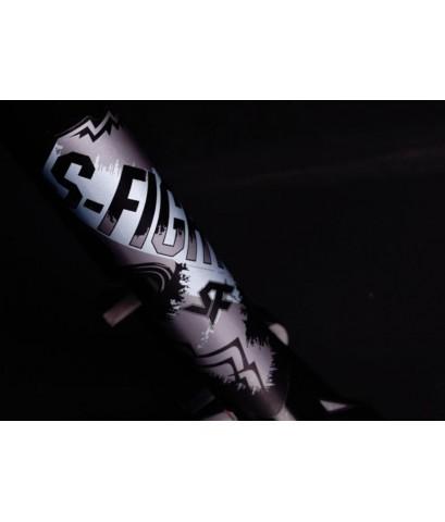 โช้คลม S-Fight รุ่น AR2 27.5 คอเทเปอร์ แกน15
