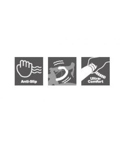ผ้าพันแฮนด์ CICLOVATION Leather Touch Shinning Metallic