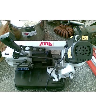 เครื่องเลื่อยตัดเหล็กสายพาน belt cutting machine/YCM-085(STG510)