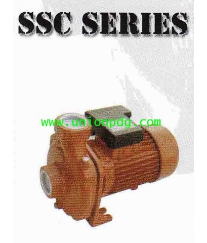 ปั๊มน้ำหอยโข่ง ขนาด 2 นิ้ว HIDROSTAR / SSC series