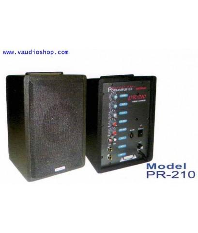 ตู้แอมป์ HONIC ขนาด 5 นิ้ว รุ่น PR-210