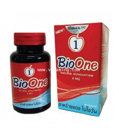 Bio One สาหร่ายแดงไบโอวันผสมตังถังเช่า ซื้อ1แถม1 ราคาส่ง 1,xxx เท่านั้น ของแท้จากเคเบิ้ลทีวี