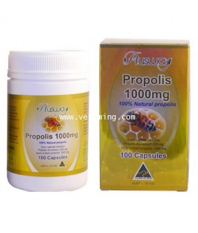 Ausway Propolis รักษาสิว พรอพอลิสรวงผึ้ง ราคาส่งถูกที่สุด1แถม1