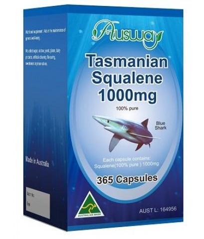 Tasmanian Squalene Auswayน้ำมันตับปลา ราคาส่งถูกที่สุด
