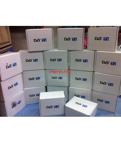 กล่องรับสัญญาณฟรีทีวีระบบดิจิตอล DVB-T2 รถยนต์
