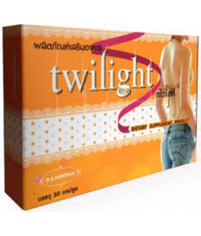 ทไวไลท์ (Twilight) อาหารเสริม ลดน้ำหนัก 1 กระปุก
