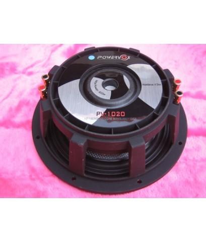 ลำโพงซับวูเฟอร์(บาง) 10 นิ้ว POWERVOX PV-1020
