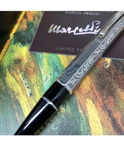 ปากกาหมึกแห้ง MONTBLANC MARCEL PROUST BALLPOINT PEN WRITERS EDITION 1999, Limited Edition 08217/2000