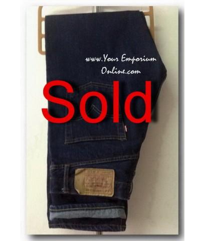 กางเกงยีนส์ลีวายส์ 501 อเมริกา แท้ ขายแล้วค่ะ