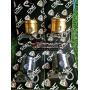 กระปุกน้ำมัน CNC Racing (Set) ซ้าย-ขวา (ทอง/ดำ/แดง) สำหรับ Hyper 950