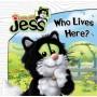 แมวเหมียวเจ้าปัญหา Guess With Jess/หนังการ์ตูนชุด /พากษ์ไทย,อังกฤษ ซับไทย,อังกฤษ 3แผ่น/18ตอน