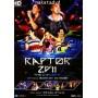 แร็พเตอร์ 2011 เดอะ คอนเสิร์ต  DVD 2 แผ่น พากย์ไทย