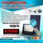 PS-TGD100W  SPOT LIGHT SOLAR 100W ราคา 4,500.- รับประกัน 1 ปี
