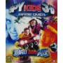 VCD Spy Kids 3-D : Game Over พยัคฆ์ ไฮเทค 3 มิติ พากย์ไทย