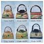 กระเป๋าสานไม้ไผ่ (Handmade)