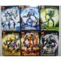 lego ราคาถูก หุ่นไบโอนิเคิล Star soldier ครบเซ็ต(91B) รุ่น Action Figure