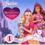 เพลงบาร์บี้ Barbie Songs Vol.1 (CD 1 แผ่น รวม 14 เพลง) เสียงอังกฤษ