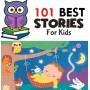 101 Best Stories for Kids นิทานภาษาไทย (CD-Mp3) 5 แผ่น/สำหรับฟัง--ไม่มีภาพ 101 เรื่อง