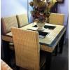 ชุดโต๊ะอาหาร 6 ที่นั่ง