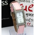 == SOLD OUT== GUESS LADIES WATCH SWAROFSKI G85838L