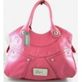 กระเป๋า GUESS MACY PINK TOTE BAG