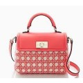 กระเป๋าสะพาย KATE SPADE COTTAGE HOUSE LITTLE NADINE SATCHEL