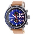 นาฬิกาข้อมือ DIESEL DOUBLE DOWN DZ4322 CHRONOGRAPH QUARTZ MEN WATCH